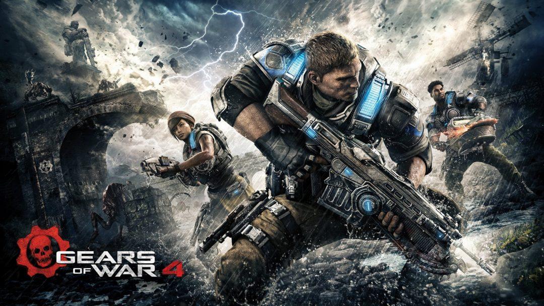 Gears of War 4 Sistem Gereksinimleri