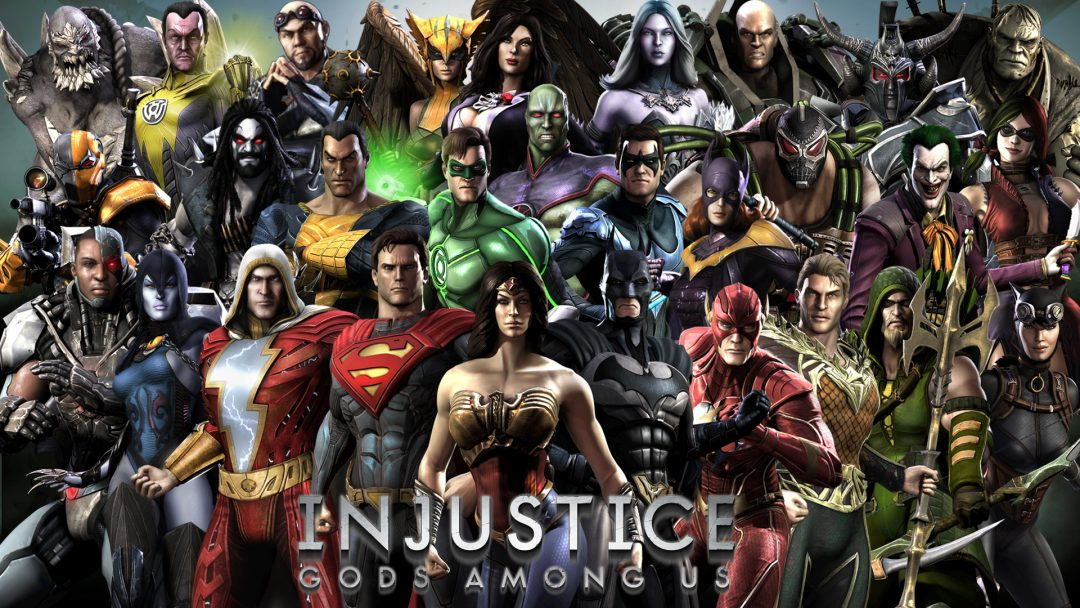 Injustice: Gods Among US Sistem Gereksinimleri