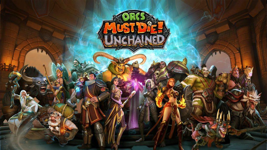 Orcs Must Die! Unchained Sistem Gereksinimleri