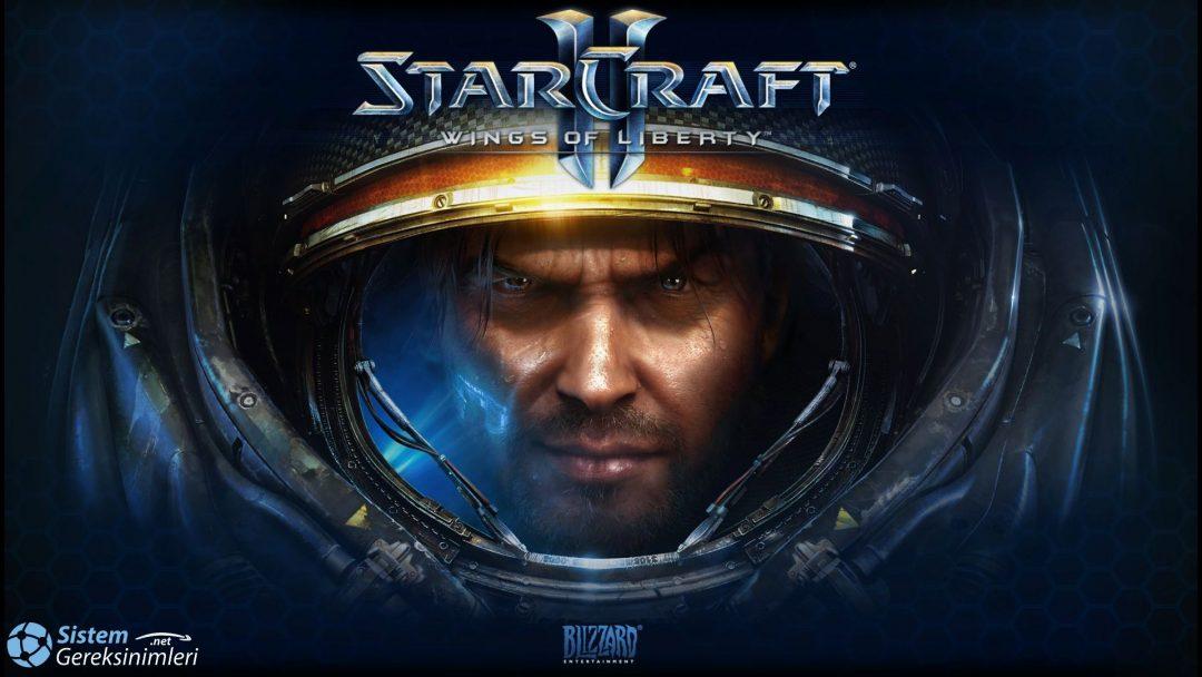 Starcraft 2 Sistem Gereksinimleri
