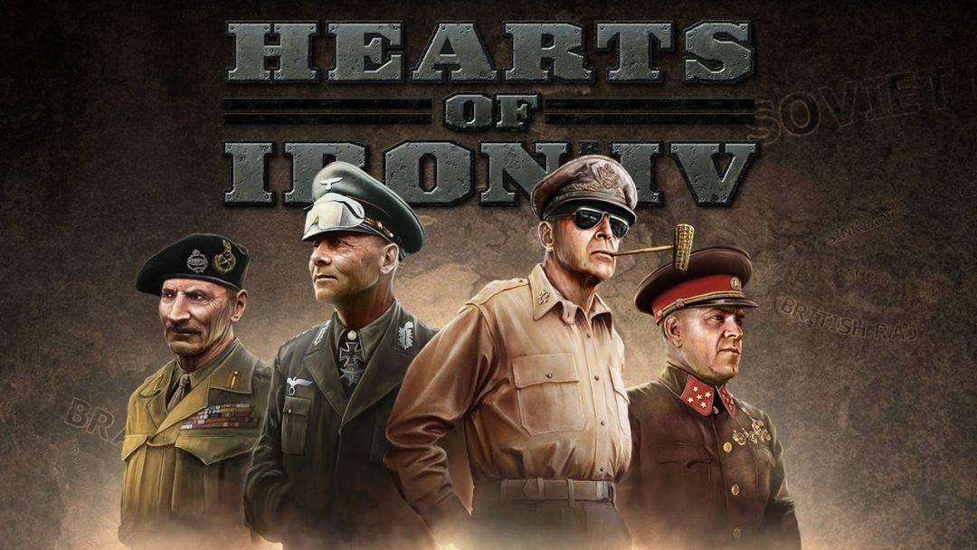 Hearts of Iron IV Sistem Gereksinimleri