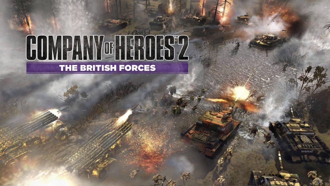 Company of Heroes 2: The British Forces Sistem Gereksinimleri